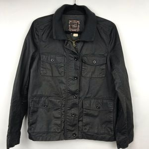 J. Crew | Washed & Aged Utility Jacket